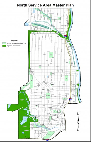 North Minneapolis Park Master Plan — gathering info to improve our parks