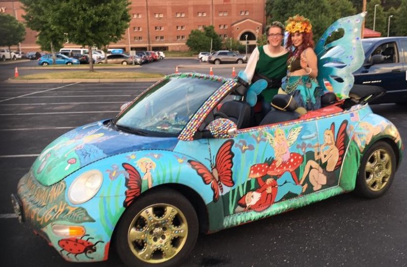 Art Car Rally set to cruise through the Northside