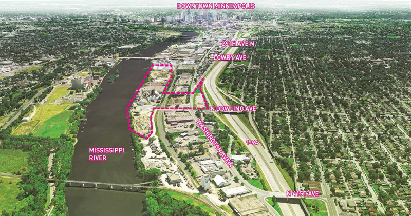 City approves concept plan for redeveloping Upper Harbor Terminal