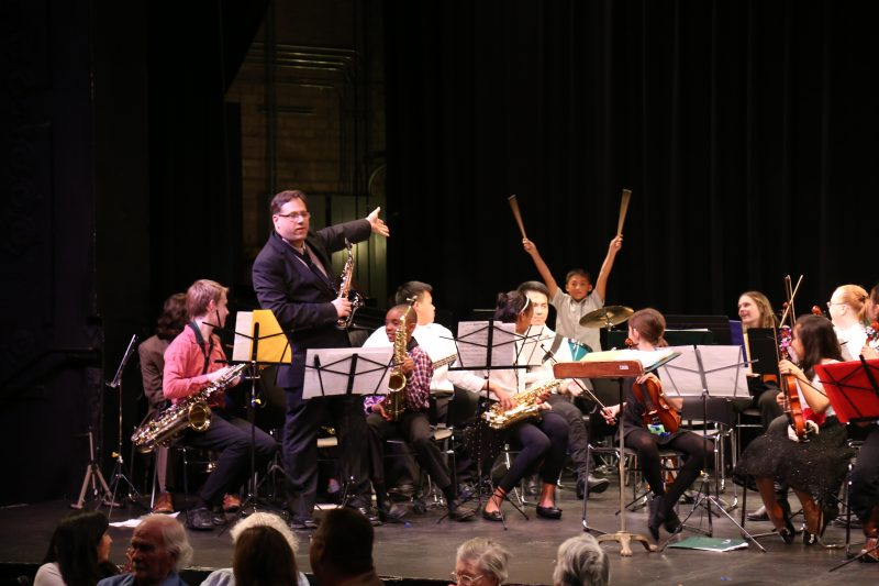 Hopewell Music celebrates nine years