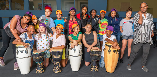 Summer Camp Capri for middle school-age scholars