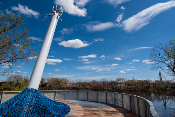 Take a walk, the 26th Avenue North Overlook is now open
