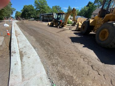 Safety improvements on 44th