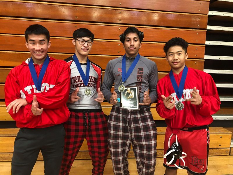 """Henry High Wrestlers bring fellowship and excitement to the community   """"Wrestling is an opportunity to celebrate our students.""""  PHHS Wrestling Co-Coach Minus"""