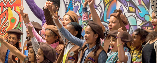 First Thursday Films presents We are the Radical Monarchs With Conversation Leader Robin Hickman