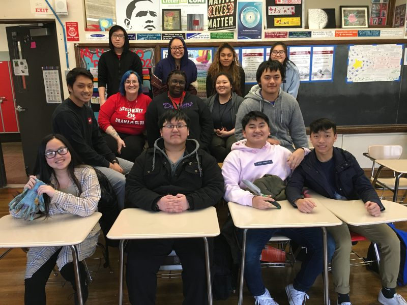 April News from Patrick Henry High