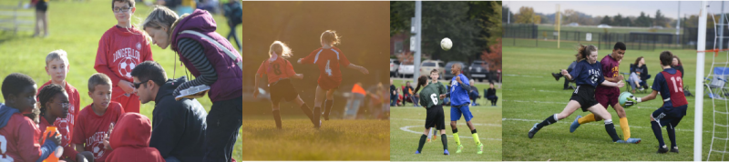 Get the kids outside for fall youth sports in the parks