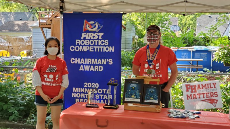 Herobotics is a winning team