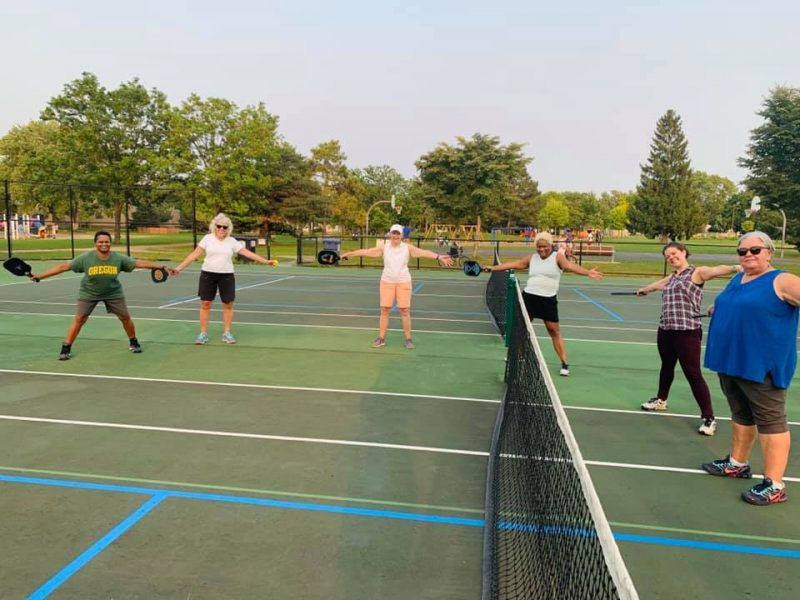 Pickleball anyone?