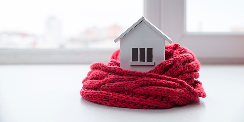 Ways you can save energy and keep warm this winter