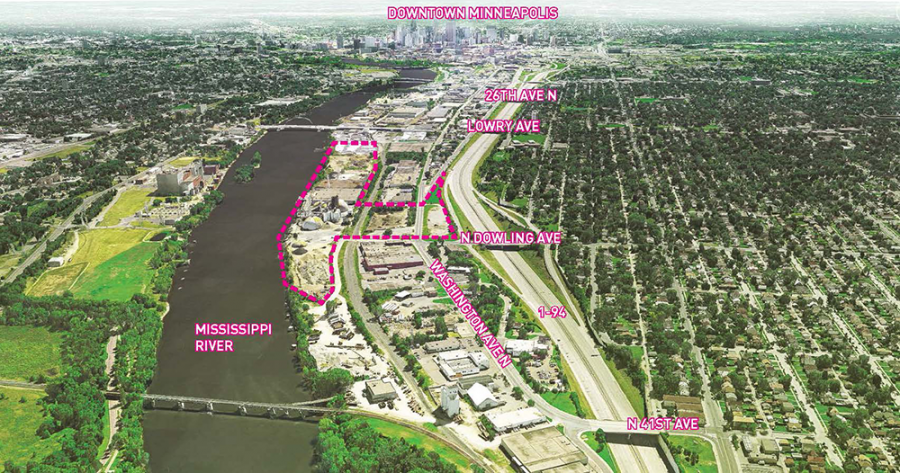 Have your say on the draft Upper Harbor plan   Comment period open until January 15