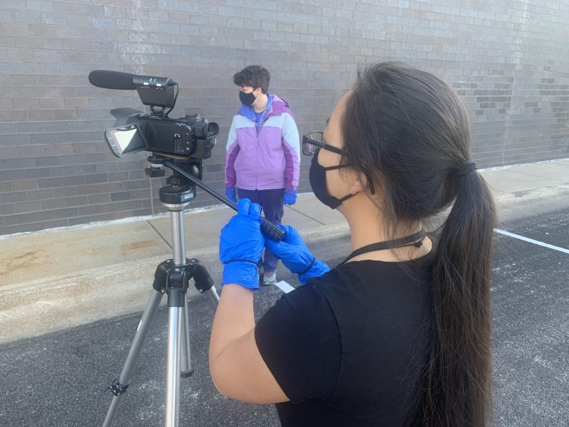 Henry student-produced video news program goes public